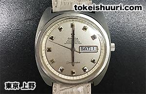 時計修理 オメガ シーマスター 新品仕上げ