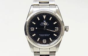 new styles fb999 c9b25 ロレックス エクスプローラー1 14270 オーバーホール リューズ ...