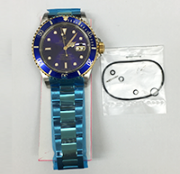 ロレックス 16613BL時計修理