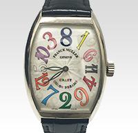 フランクミュラー 時計新品仕上げ