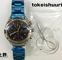 オメガ スピードマスター 時計修理 オーバーホール 新品仕上