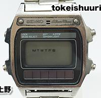 セイコーデジタル時計修理