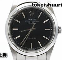 時計修理 ロレックス 14000M K番 オーバーホール(分解掃除)を受付ました。
