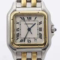 カルティエ パンテール 時計修理画像