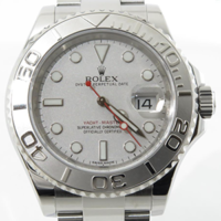 ロレックス ヨットマスターロレジウム 116622 オーバーホール 時計修理