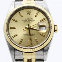 ロレックス 時計 デイトジャスト 16233 オーバーホール
